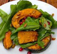 kabocha_arugula salad 182