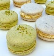 macarons pistachio vanilla4