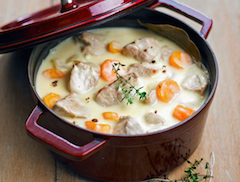 veal blanquette 182