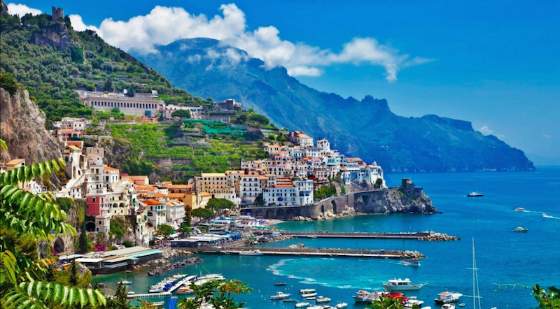 amalfi coast sorrento 1