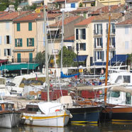 Seaside town of Cassis